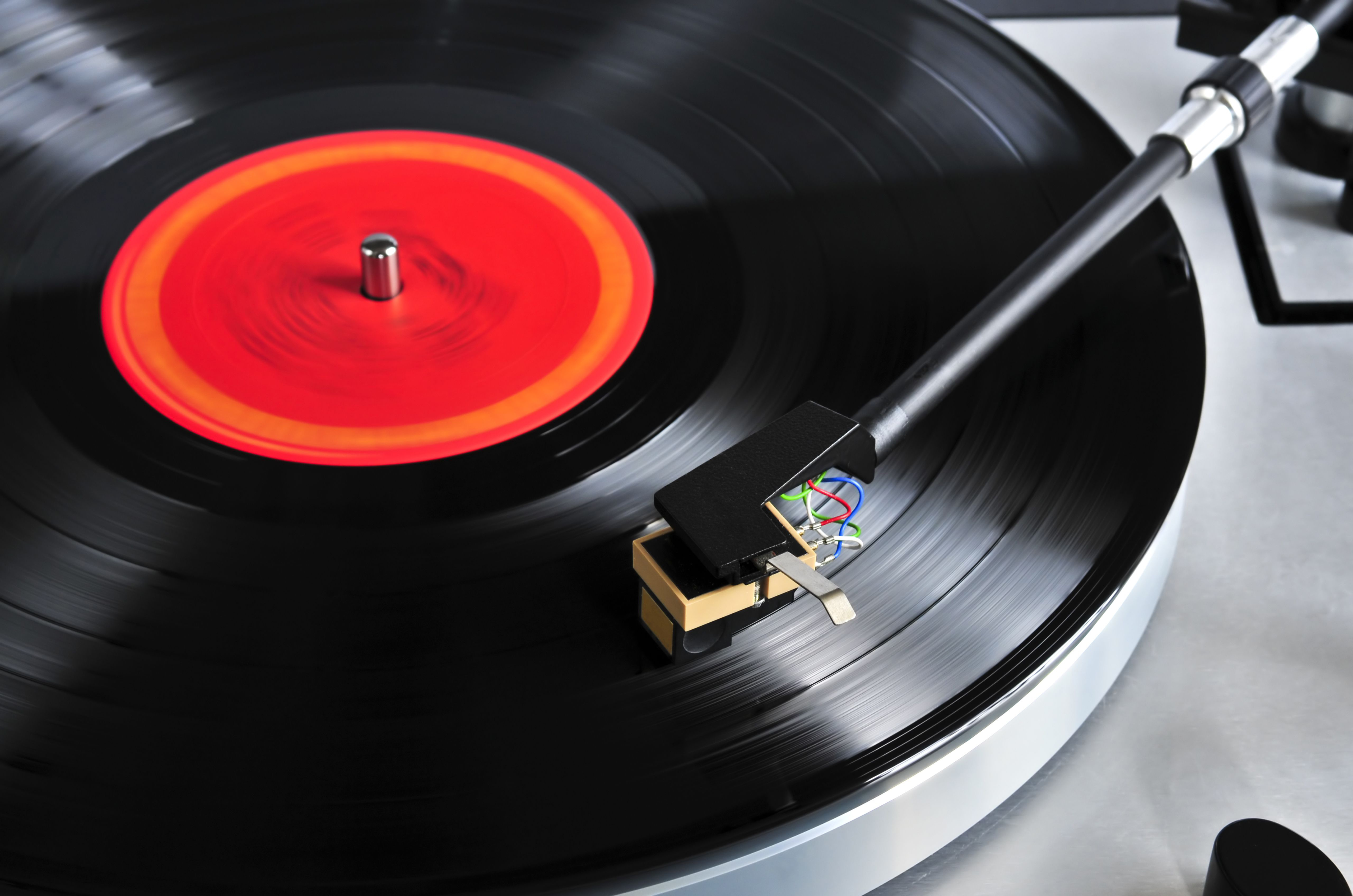 top 5 records thinking about music