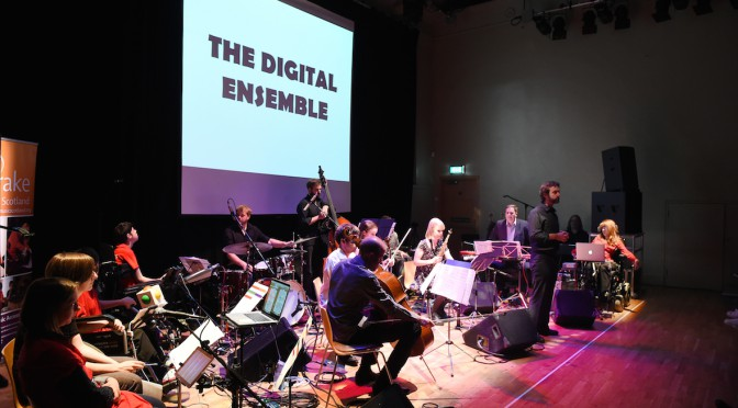 The Digital Ensemble