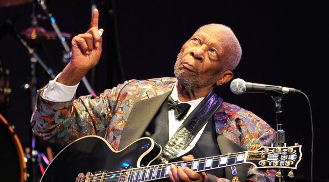 Remembering B.B. King