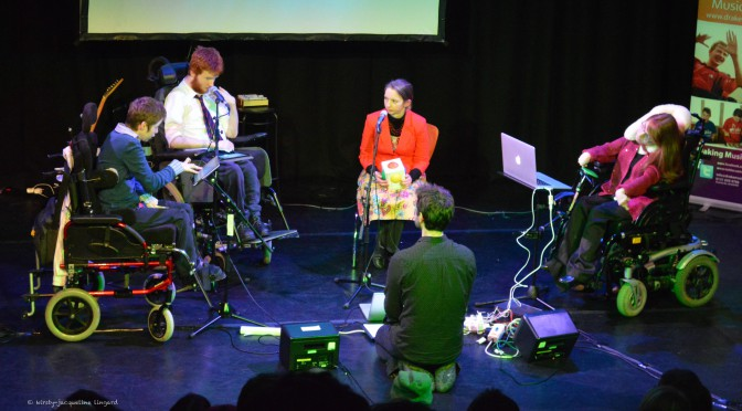 The Digital Quartet: Working with a Quartet of Young Disabled Musicians
